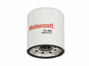 Motorcraft Oil Filter fits Smart Fortwo 2008-2015 1.0L 3 Cyl FI 28GGVS