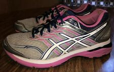 Asics GT-2000 Running Shoes Athletic Pink Gel Lyte Kayano Sneakers Womens Sz 8.5
