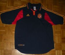 TRIKOT SPAIN CAMISETA ESPAÑA 2000 2002 XL