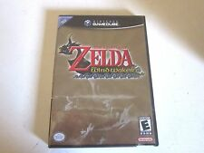 Legend of Zelda: The Wind Waker Nintendo GameCube Black Label Brand New