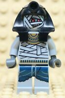 LEGO Genuine Pharoah's Quest Mummy Warrior 1 From Set 7306 Minifig Minifigure