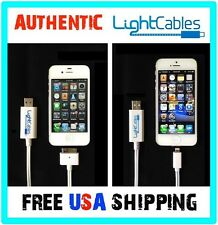 LightCables Illuminated Charging Light cables for Apple Iphone 6