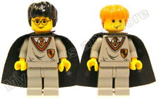 Lego Harry Potter & Ron Weasley Minifigures from Sets 4704 4730 100% REAL
