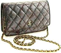 Hardware Protectors Compatible with Chanel Wallet on Chain WOC Handbag
