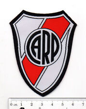 Argentina Club Atletico River Plate soccer football iron-on embroidered patch