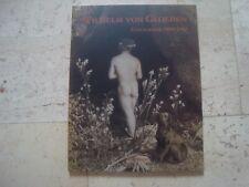 Wilhelm von Gloeden PHOTOGRAPHS 1899-1902RARE gallery BOOK vintage male nude gay