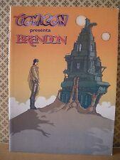 Napoli Comicon presenta Brendon Albetto di presentazione .   (ML06)