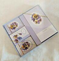 Hallmark Bridge Playing Card Set Natures Sketchbook Marjolein Bastin Gift Box