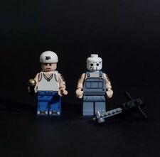 Eminem SSLP20 LEGO Minifigure Bundle D12 Slim Shady Minifig Chainsaw
