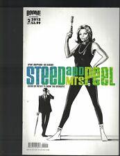 Steed and Mrs Peel Comic Book Lot 7 Boom! Studios Avengers TV Show
