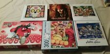 LOT of 6 Fun Jigsaw Puzzles 300 to 750 Pieces EUC BK6