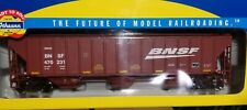 Athearn BNSF Wedge Logo 54' PS Covered Hopper