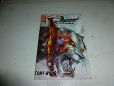 MEGA DRAGON & TIGER Comic - No 5 - Date 07/1999 - Image Comic