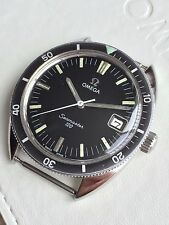 OMEGA SEAMASTER 120 VINTAGE WATCH - Excellent Condition 120M - Rotating Bezel