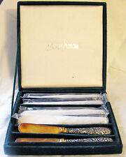 Neiman Markus Godinger Silver Spread Set