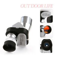 8X20 Mini Compact Monocular Telescopes Focus Adjustable Pocket Outdoor Blue BDAU