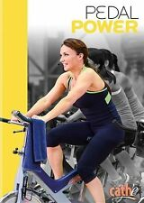 Stationary Bike Exercise Bike EXERCISE DVD - Cathe Friedrich PEDAL POWER!
