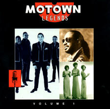 Motown Legends Volume 1 (CD-Album) 1994 TOP ZUSTAND