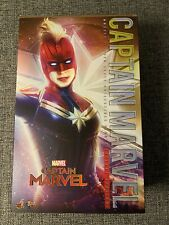 Hot Toys Captain Marvel Deluxe MMS522