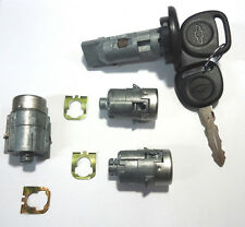 New GM OEM Chevy Ignition/Doors/Trunk Lock Key Cylinder Set With Keys To Match