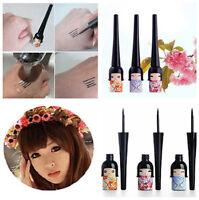 Chic Doll Eyeliner Black Waterproof Liquid Eye Liner Pen Pencil Make Up Cosmetic