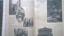 1928 28 Palästina Nablus Jerusalem / Berlin Umbau Oper