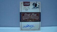 2011 Prime Cuts Will Lamb Autograph Rookie Card #'d 33/99