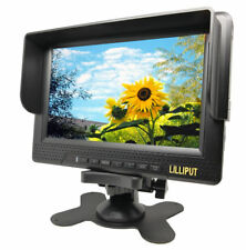 """Lilliput 7""""668GL-70NPHY HDMI Monitor+cable+Battery+gift"""