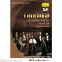 Verdi: Simon Boccanegra/Levine ,Chernov, Te Kanawa, Domingo, Lloyd - DVD