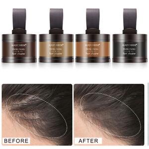 Waterproof Hair Line Powder Hairline Cover Up Powder Hair Shadow Unisex Makeup