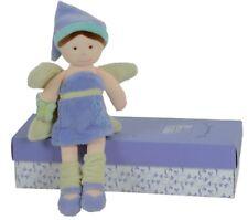 Doudou Peluche Fée Doll Poupée fille Mlle lavande papillon doudou et compagnie 9