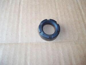 74-78 Door Remote Mirror Trim Ring Adjust Lever Bezel Black Imperial New Yorker