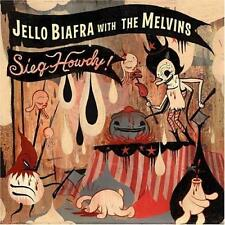 Jello Biafra & The Melvins Sieg Howdy Vinyl LP Record & MP3! dead kennedys! NEW!