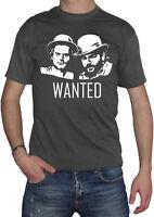 fm10 t-shirt uomo BUD SPENCER TERENCE HILL cult movie film CINEMA&TV