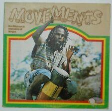 Rare 1978 Roots Rasta Dub - Ras Michael & the sons of Negus - Movements - Reggae