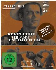 Verflucht, Verdammt und Halleluja [Blu-ray & DVD/NEU/OVP]mit Terence Hill in der
