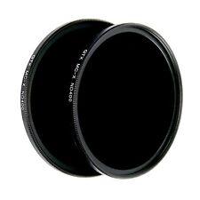 X-Series ND400 Neutral Density Filter for Digital Camera Lens DSLR Canon Nikon
