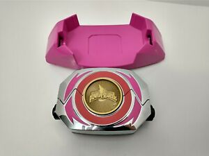 Power Rangers Mighty Morphin Legacy Morpher Pink Ranger - One Coin
