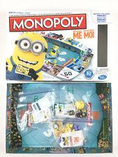 Monopoly Moi Moche et Méchant Jeu De Société Complet (Minions 2)