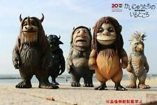 MEDICOM TOY Where the Wild Things Are , Set of 5