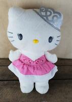 HELLO KITTY BEANIE BUDDIES SANRIO 2009 DOLL STUFFED ANIMAL PLUSH TOY Pink Love H
