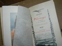 Missel des Pèlerinages d'ALSACE et de LORRAINE 1925
