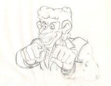 Hey Good Lookin Shapiro Ralph Bakshi 1973-82 production animation Cel Drawing