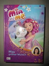 XXXX Mohn , Mia and me , Mias größter Wunsch , Band 2 , Schneider