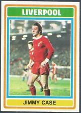 TOPPS 1976 FOOTBALLERS #217-LIVERPOOL-JIMMY CASE *ROOKIE* CARD