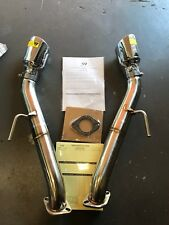 Infiniti Q50 Sport TURBO Exhaust - B0100-Q50ST IN STOCK AND READY TO SHIP OEM!