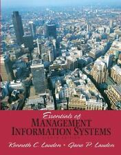 Essentials of Management Information Systems by Jane P. Laudon and Kenneth C....