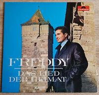 Freddy Quinn Das Lied der Heimat Polydor Stereo 60 647