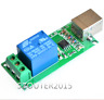 5V 1 Channel Relay Module Usb Control For Computer Control New