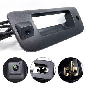 Rear Tailgate Handle Bezel Backup Camera For 07-14 CHEVY SILVERADO GMC SIERRA